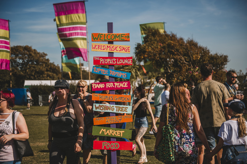 Victorious Festival World Music Village line up