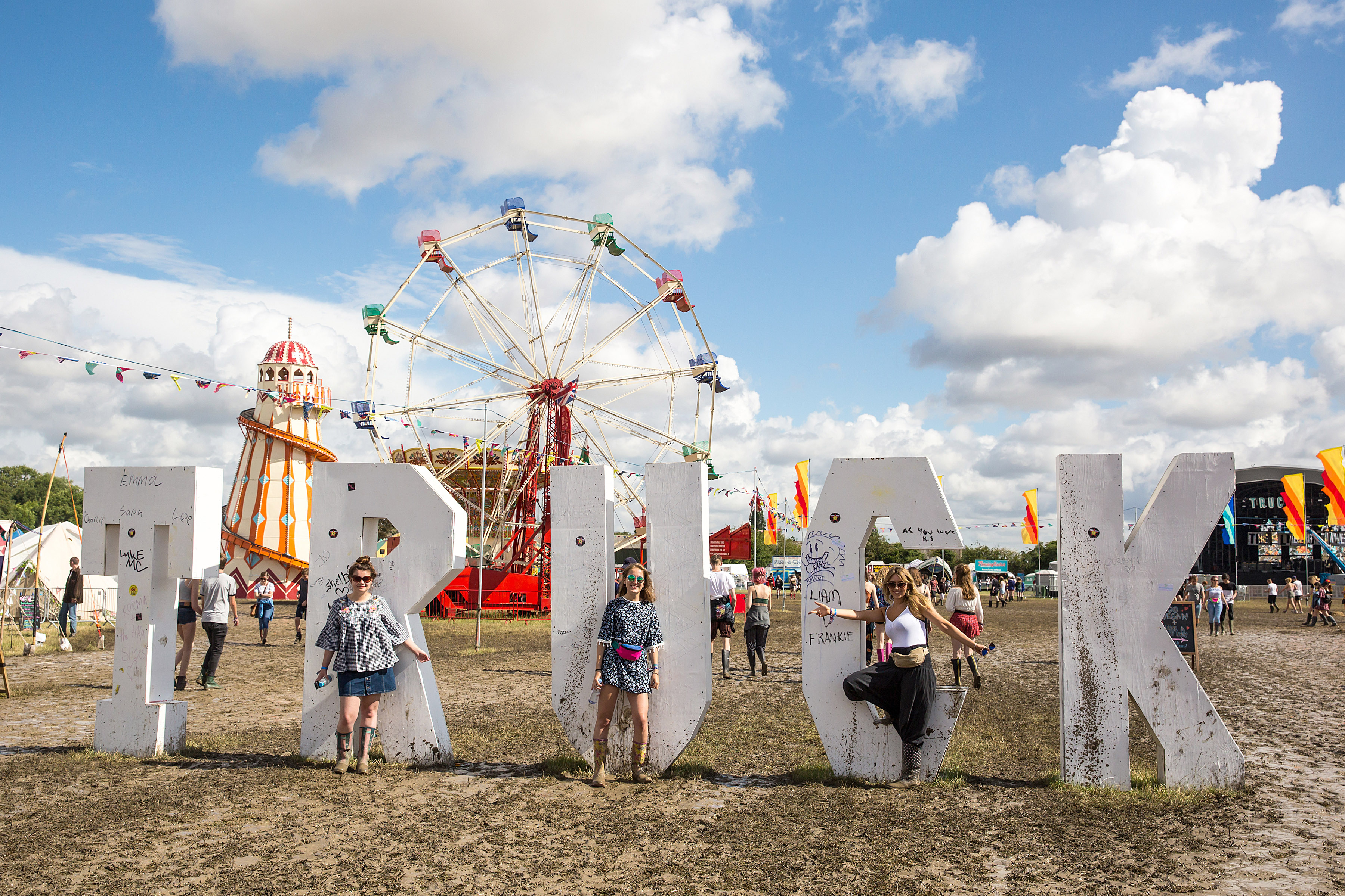 Truck Festival's Veterans and Virgin Stage line up