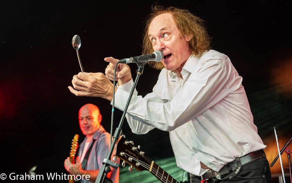 John Otway and The Little Big Band