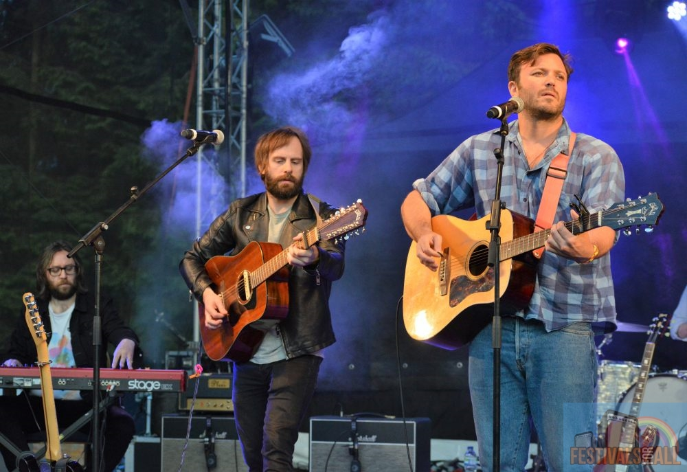 Beardy Folk Festival Review