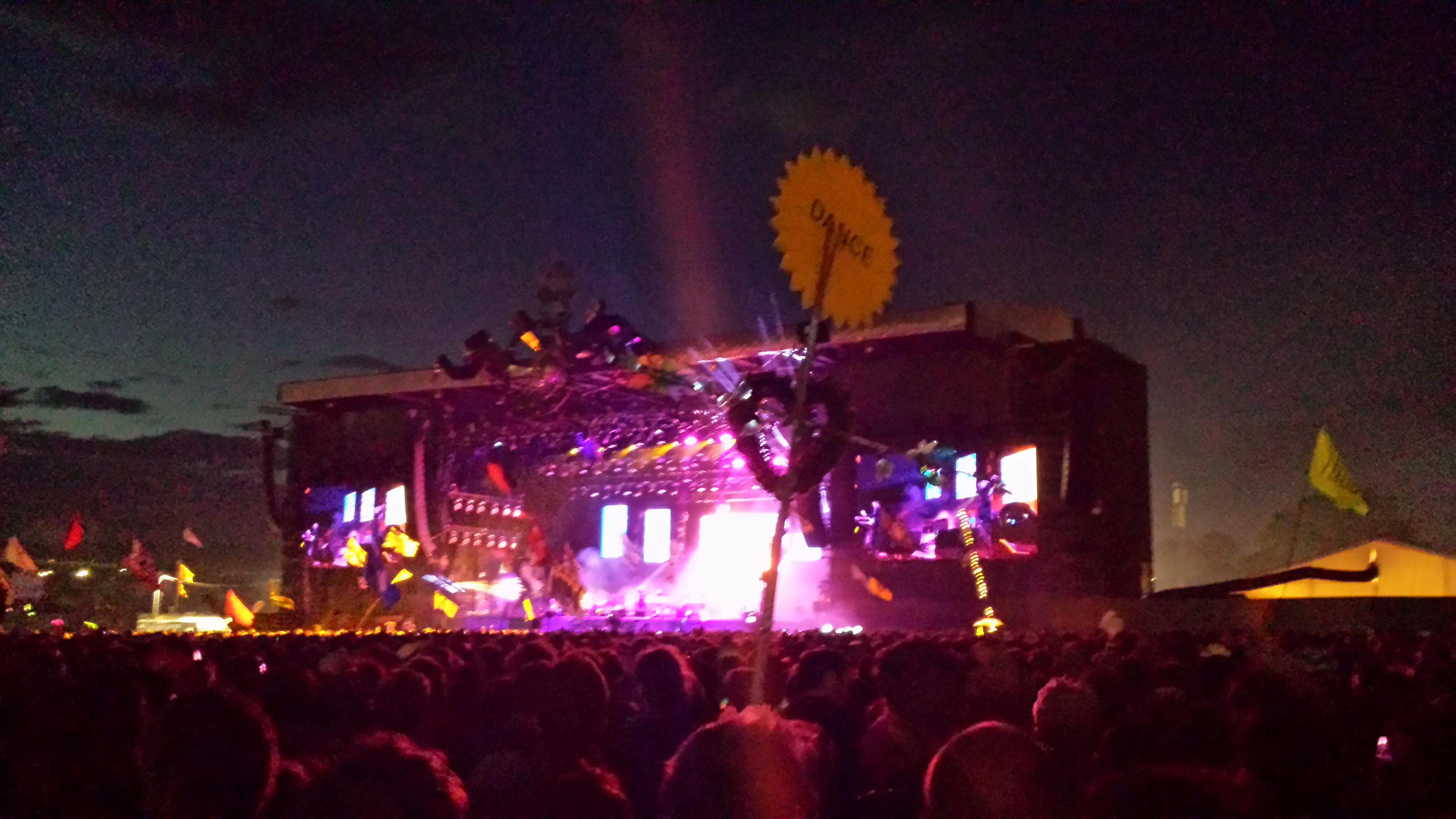 Glastonbury Festival Review 2016