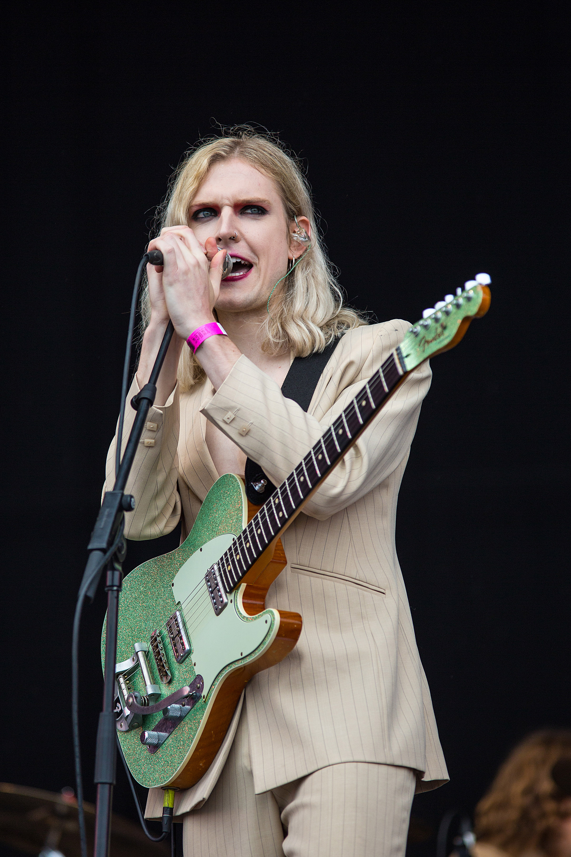 Sundara Karma on the Main Stage at Truck Festival 2017
