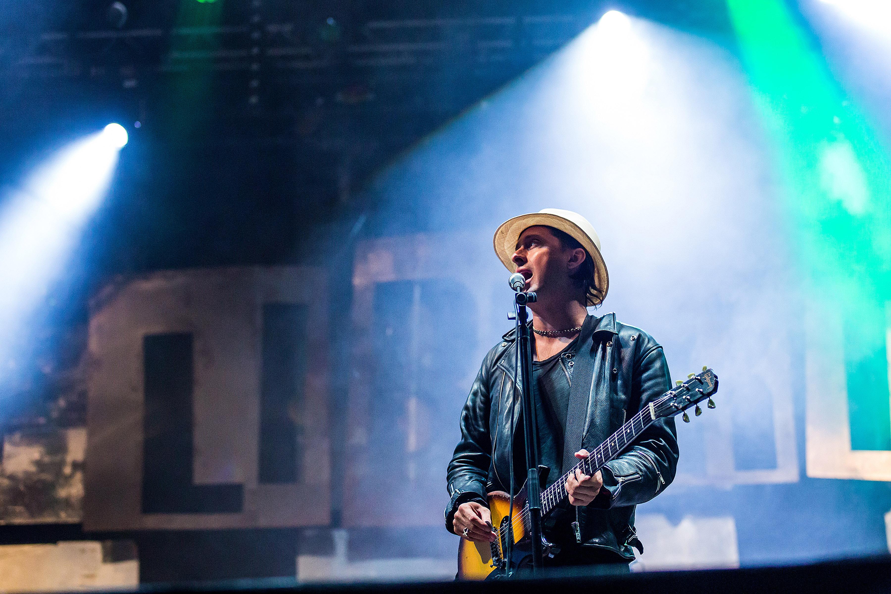 The Libertines headlining Saturday at Truck Festival 2017