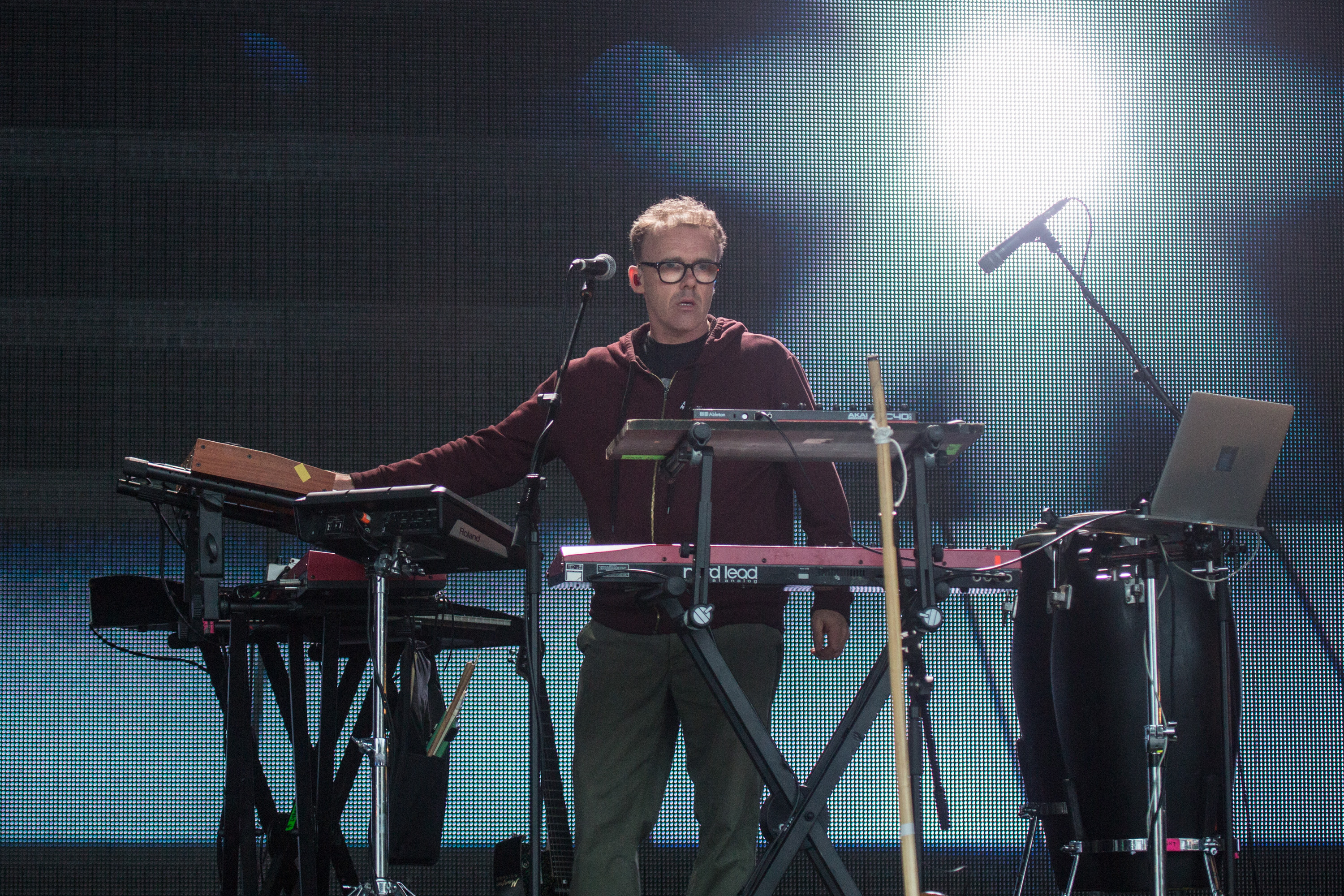 Leftfield at Camp Bestival 2017