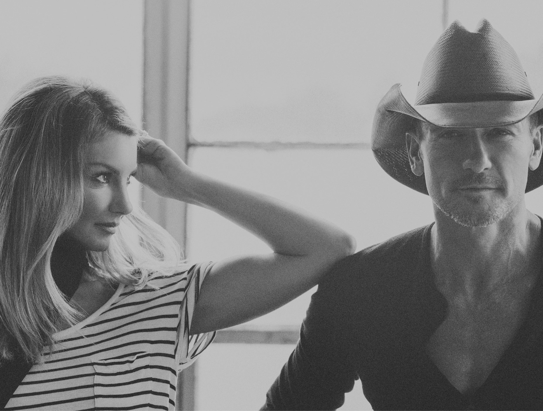 Faith Hill & Tim McGraw to headline C2C 2018