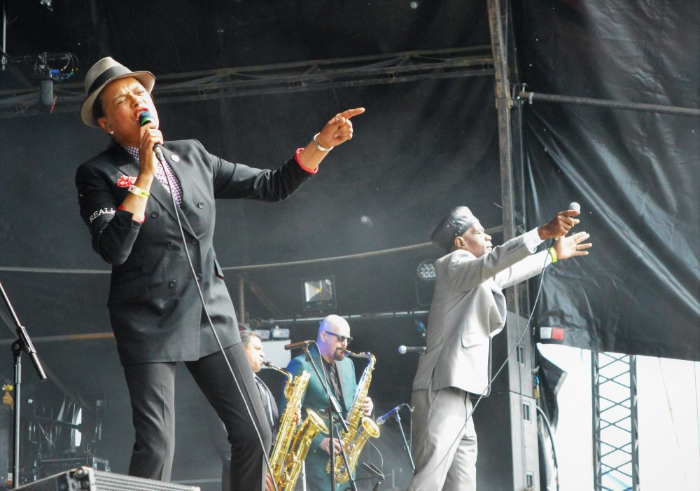 The Selecter at Bearded Theory 2017
