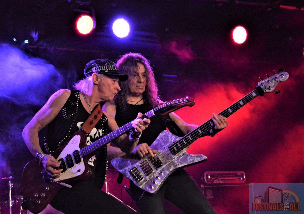 Uriah Heep at Giants of Rock 2018