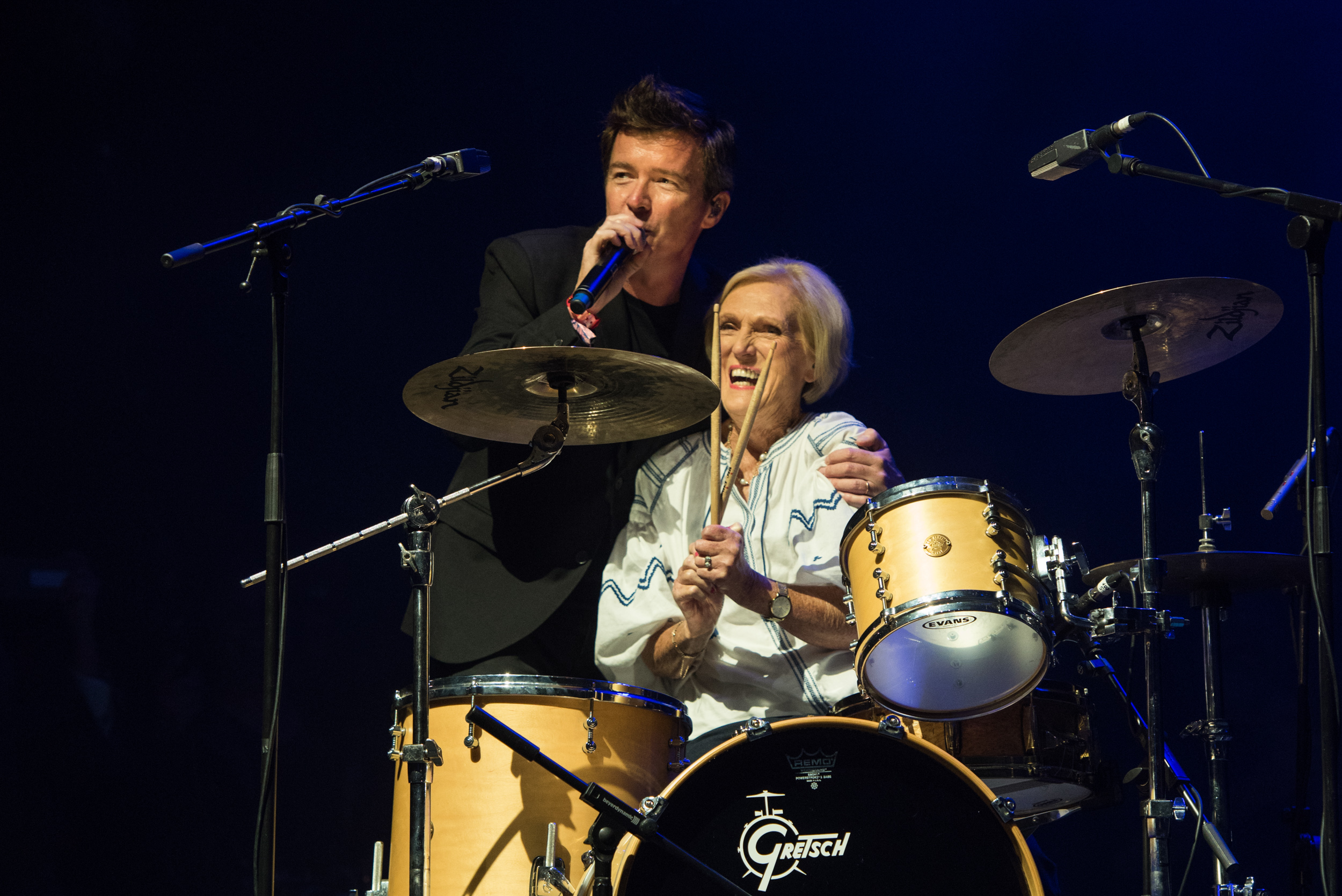 Camp Bestival 2018 Review - Rick Astley & Mary Berry