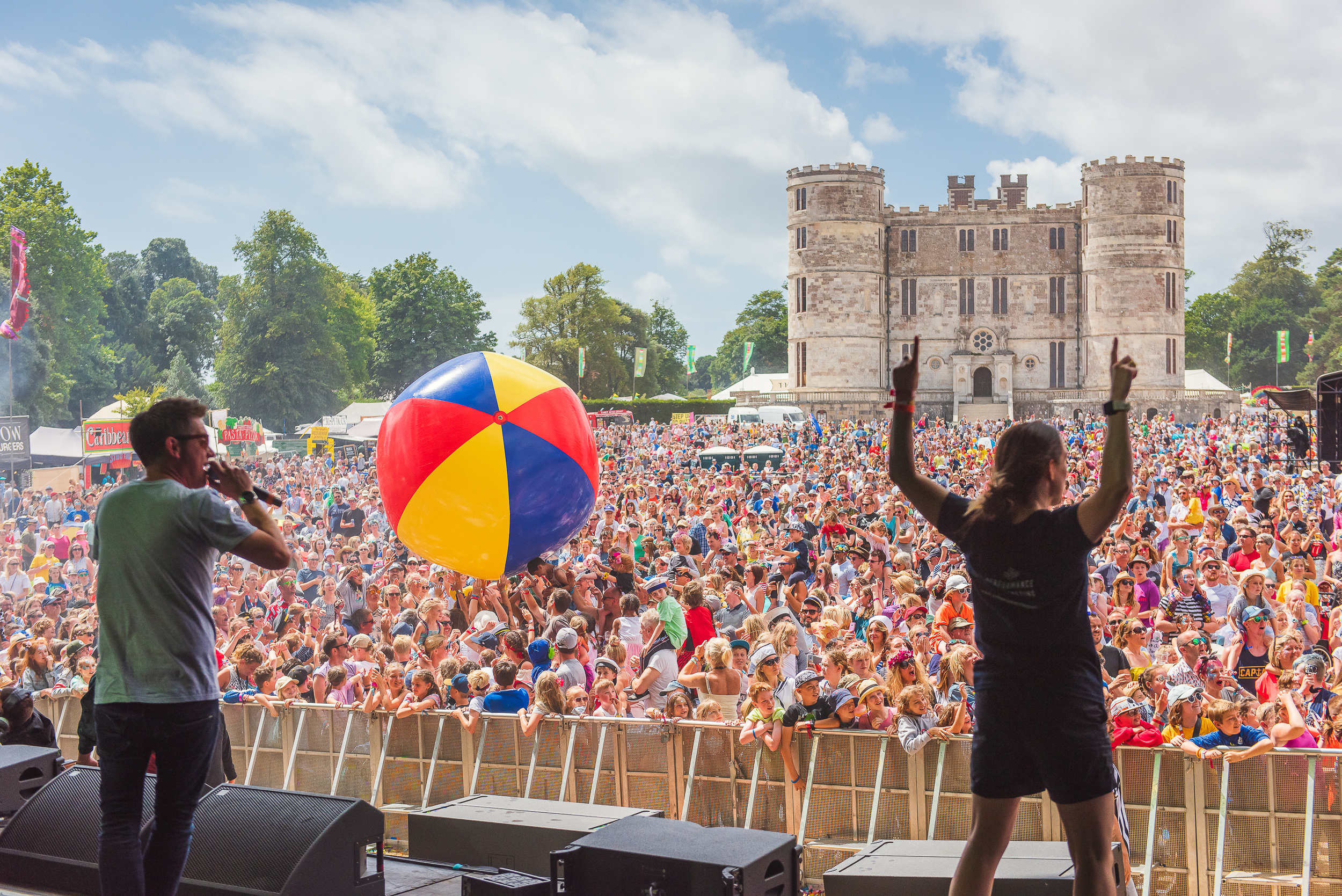 Camp Bestival 2018 Review - Dick and Dom
