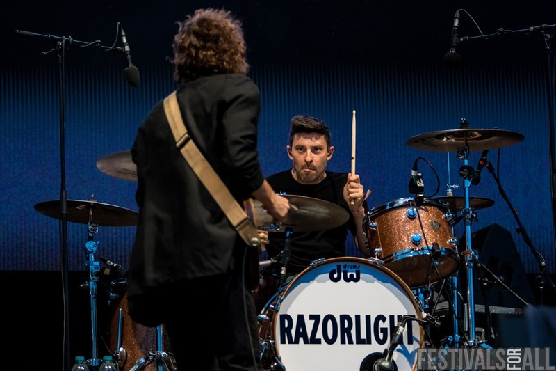 Razorlight at Y Not Festival 2018
