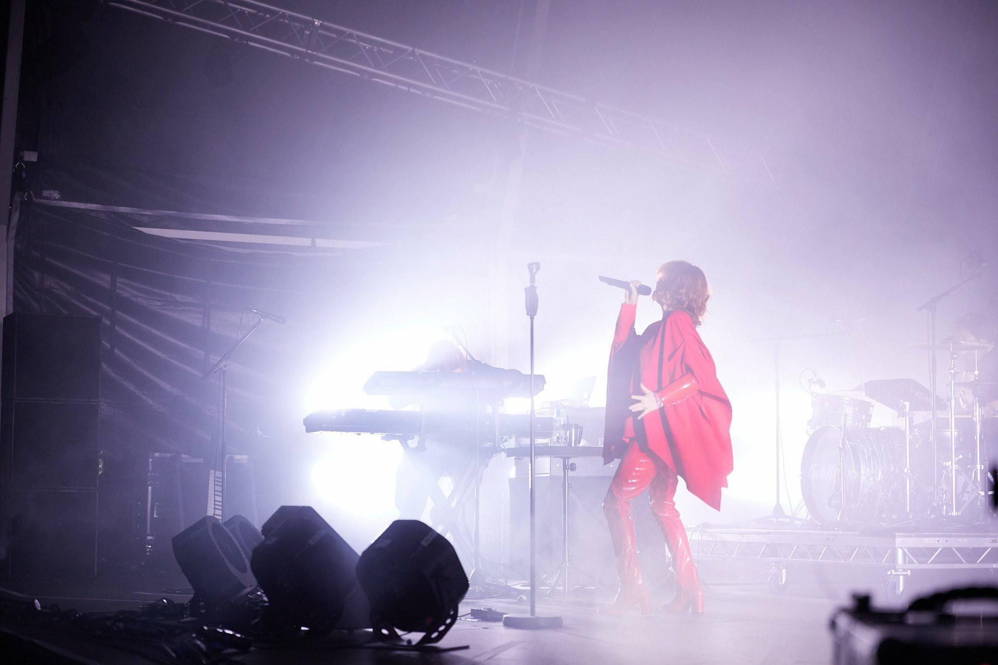 Deer Shed Festival Review 2018 - Goldfrapp