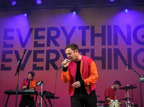 Everything Everything to headline Kendal Calling New Years Eve Party