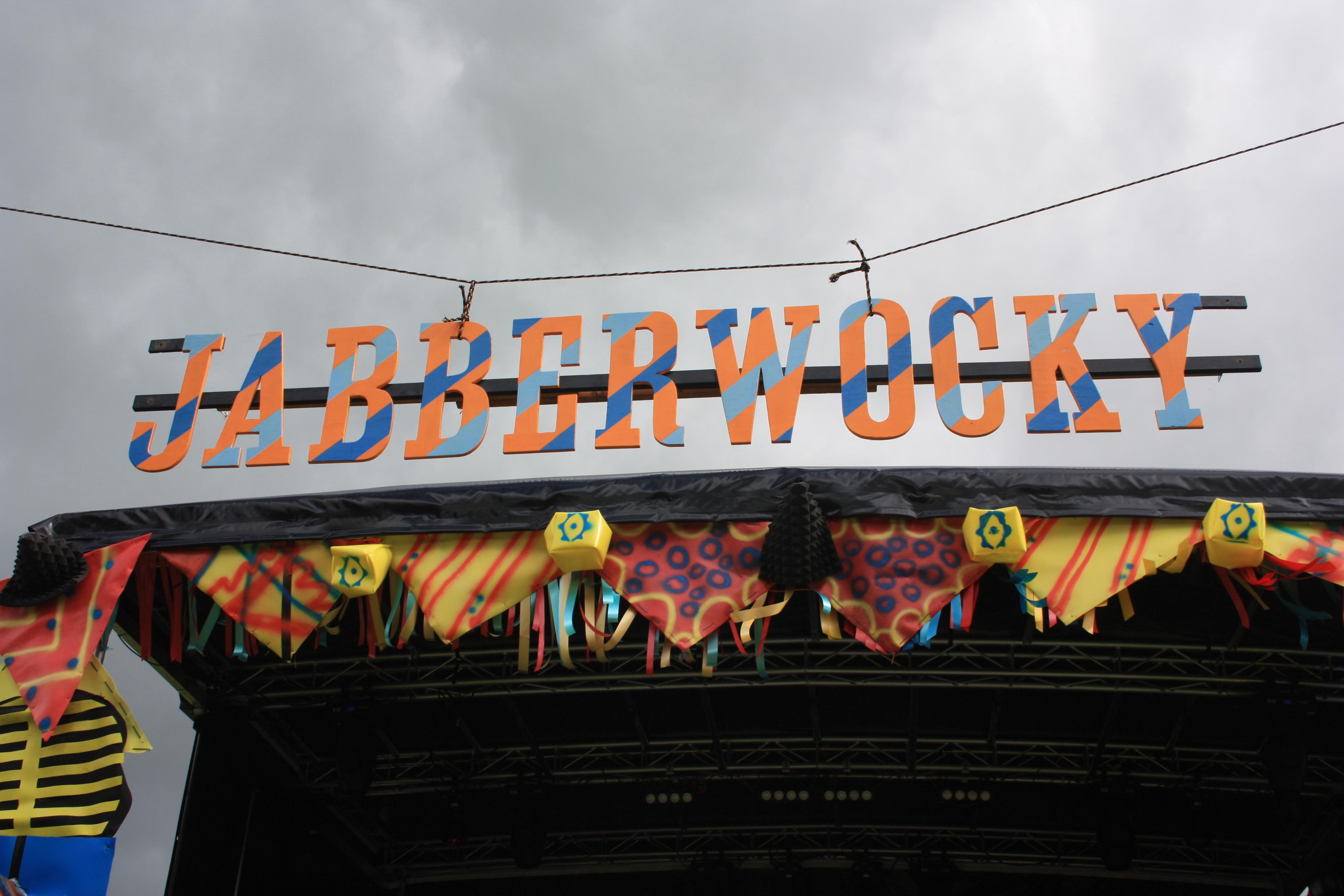 Jabberwocky Stage