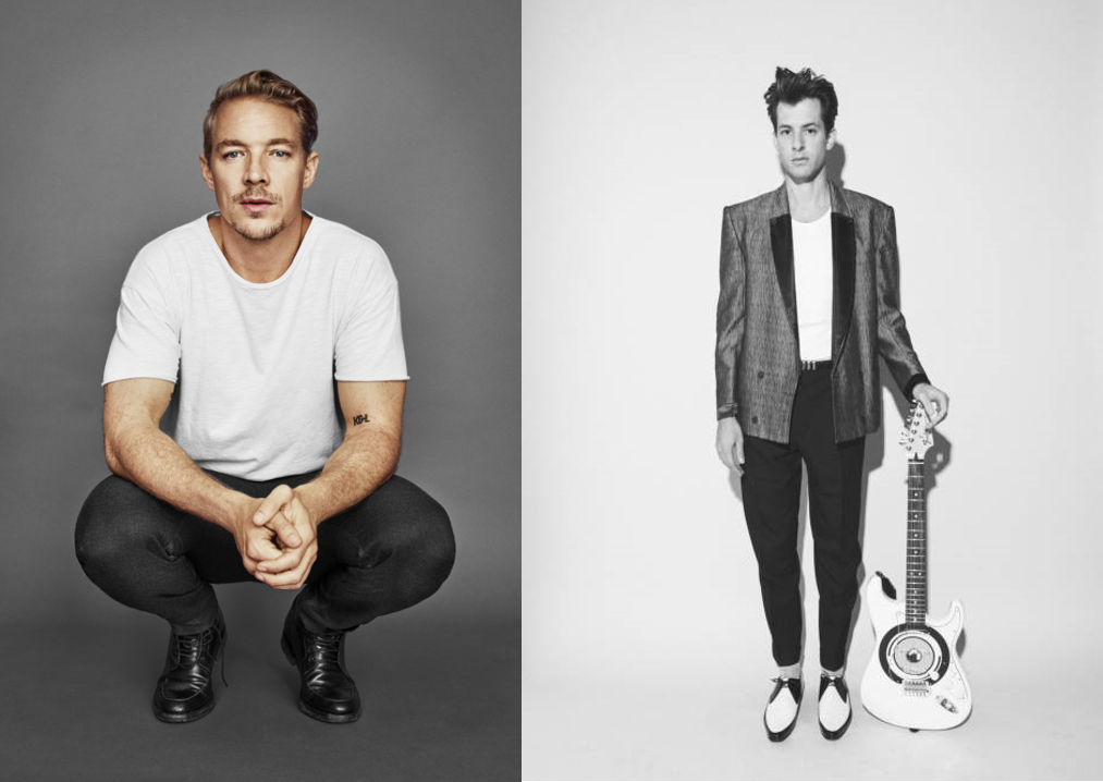 Diplo and Mark Ronson's new project Silk City to headline Bestival 2018