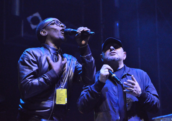 Black Grape at Shiiine Weekender 2018