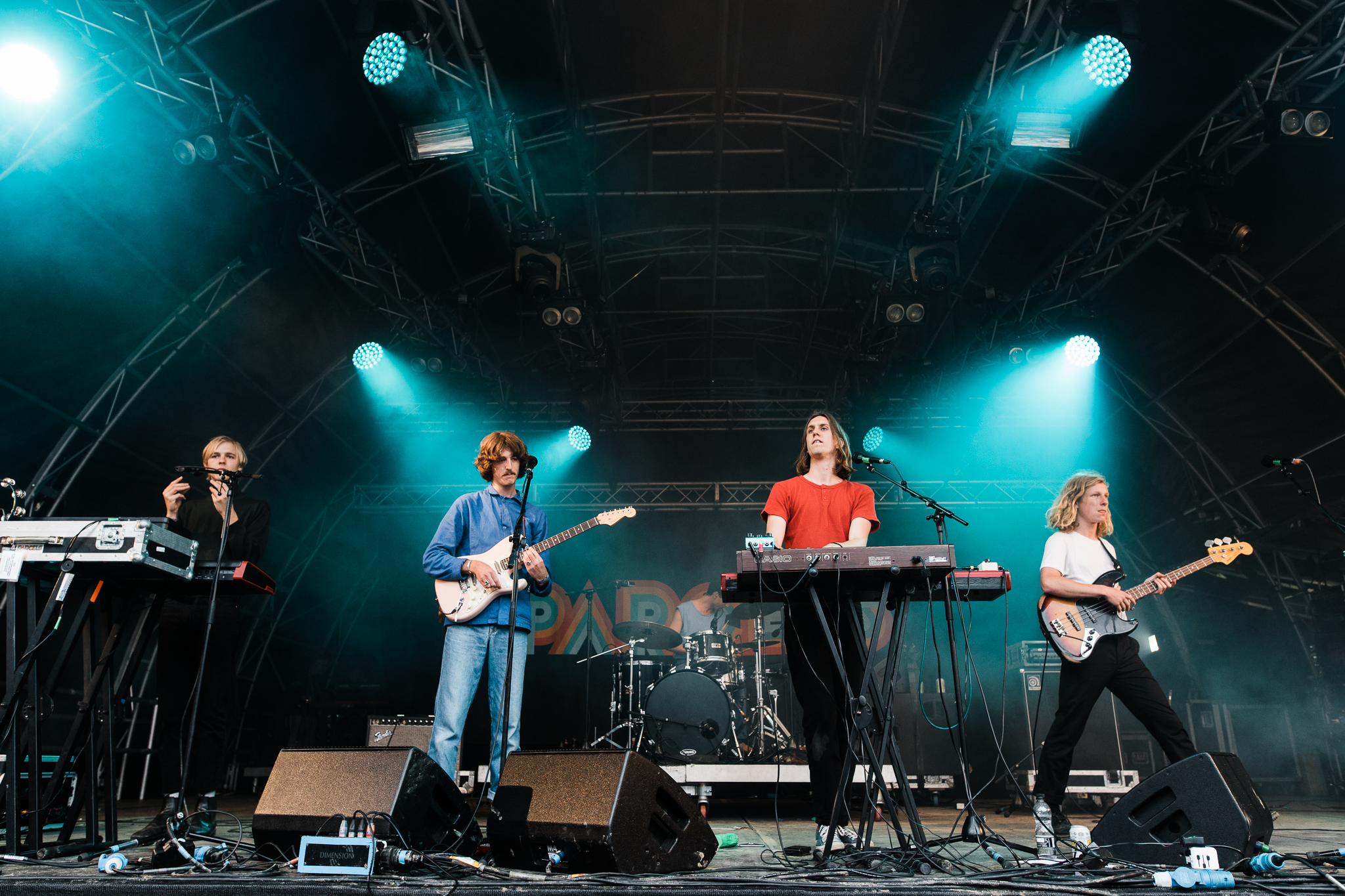 Parcels at LeeFest 2017