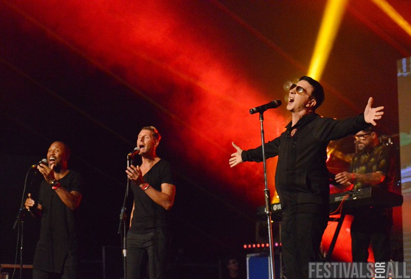 Marc Almond at Lakefest