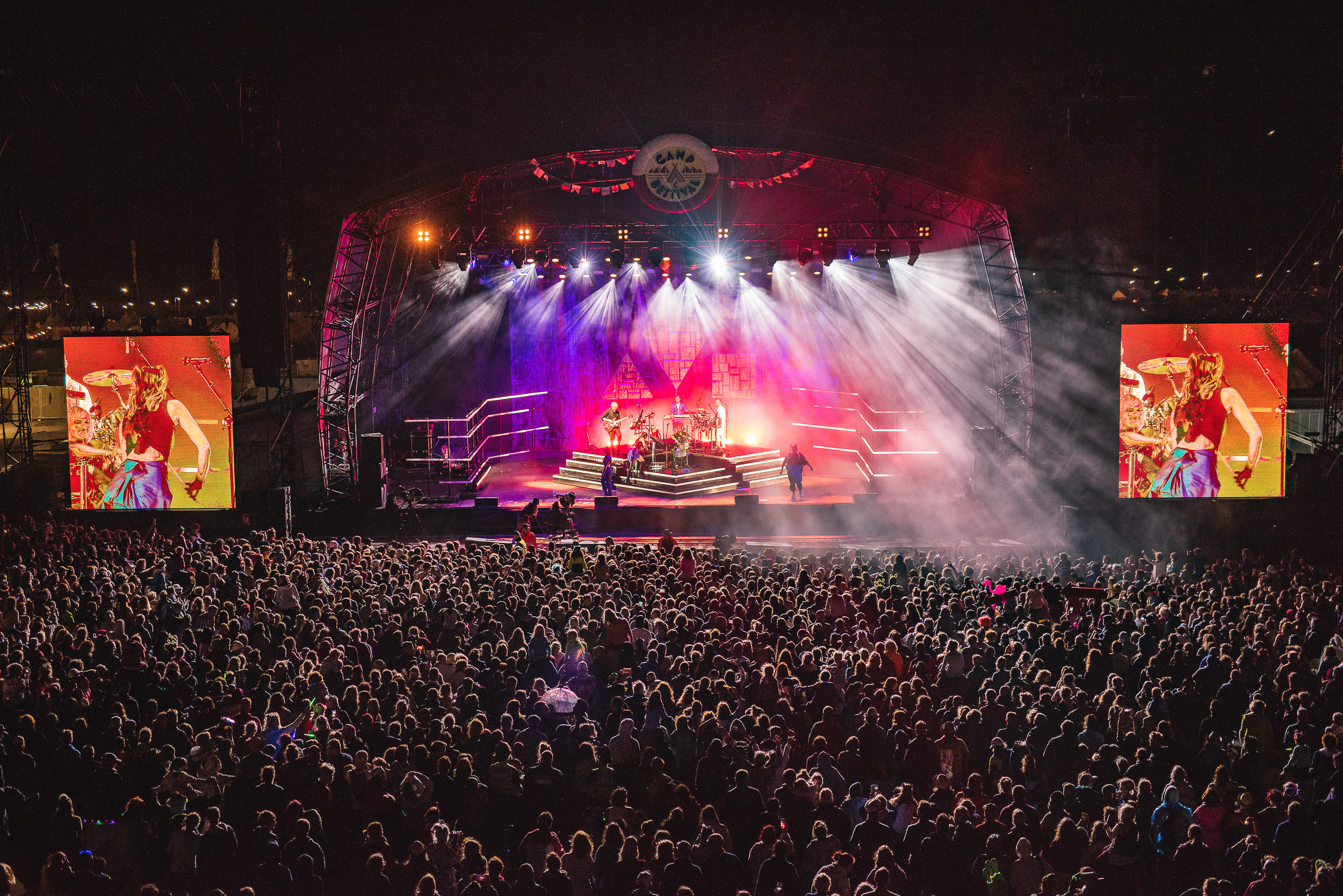 Camp Bestival Review- Clean Bandit