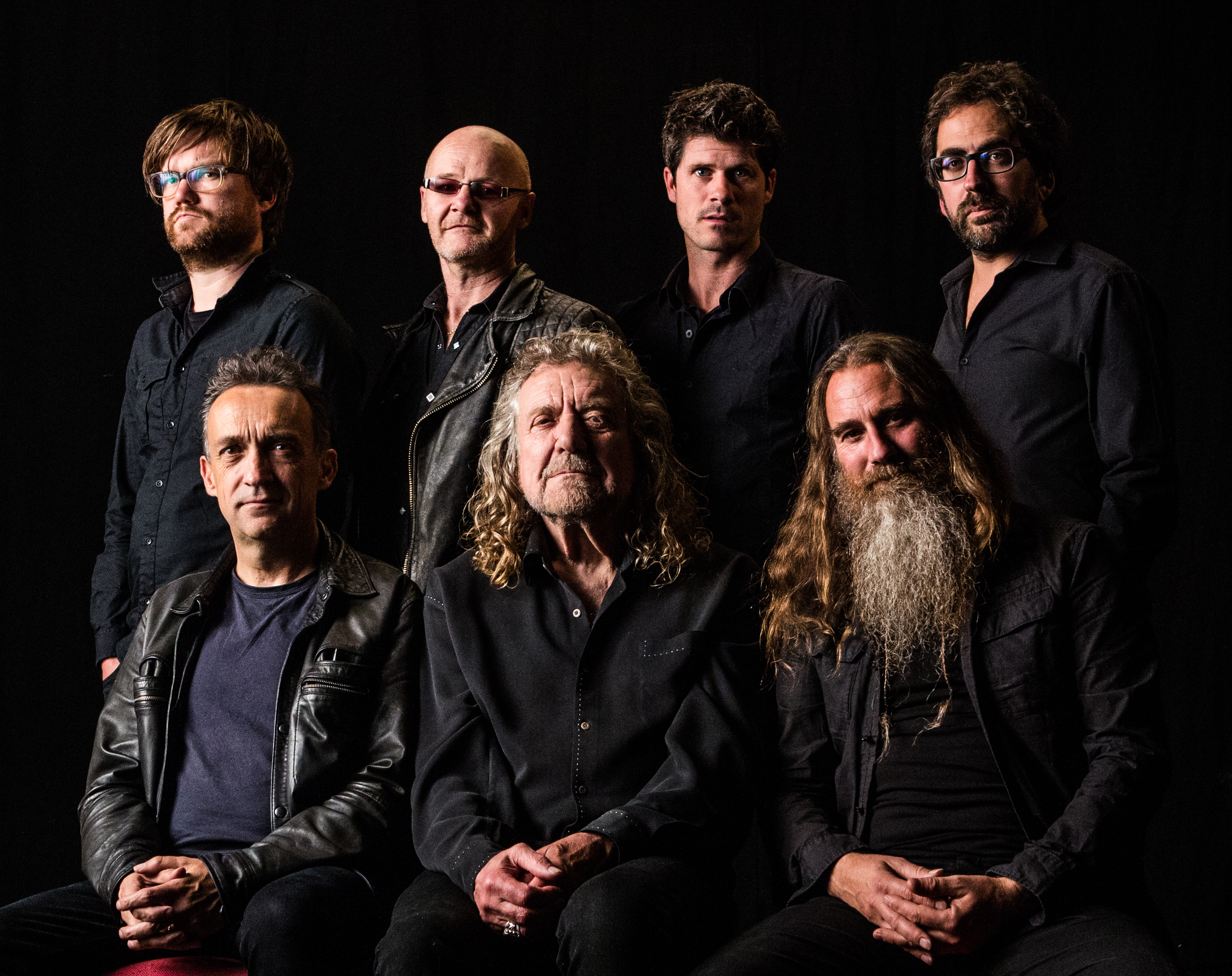 Robert Plant and Van Morrison added to BluesFest line up