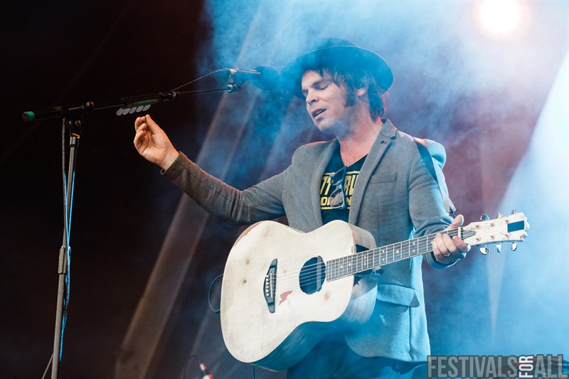 Standon Calling 2018 Revire - Gaz Coombes