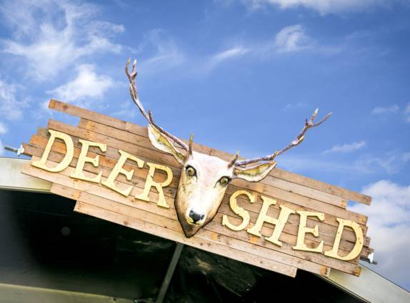 Deer Shed early bird tickets
