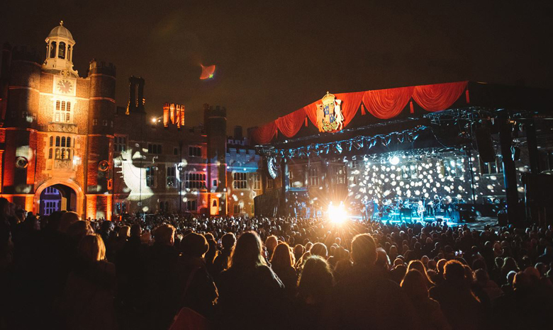 Hampton Court Palace Festival 2018