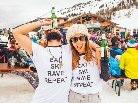 Snowbombing 2019 Line up announcement