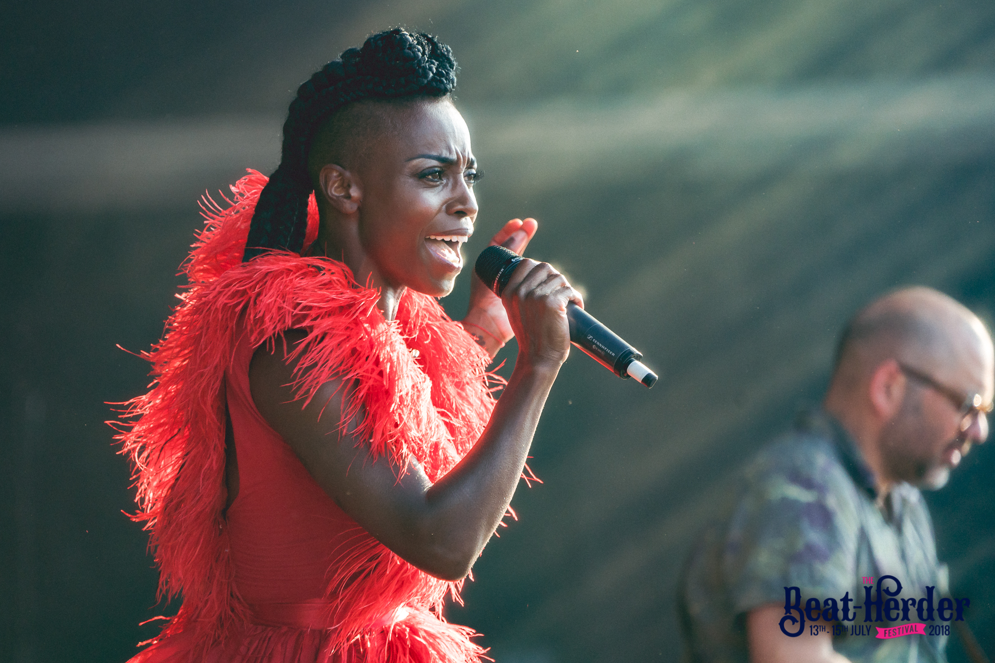 Morcheeba at Beatherder 2018