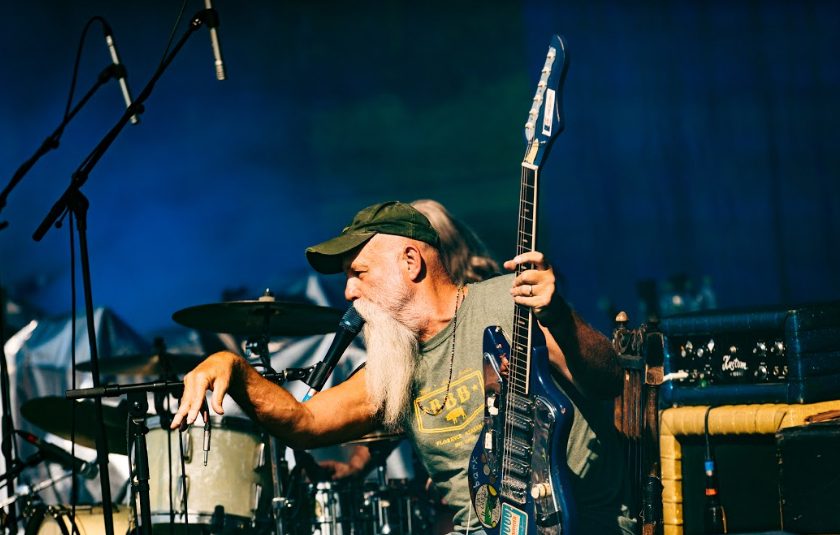 British Summer Time Review - Seasick Steve