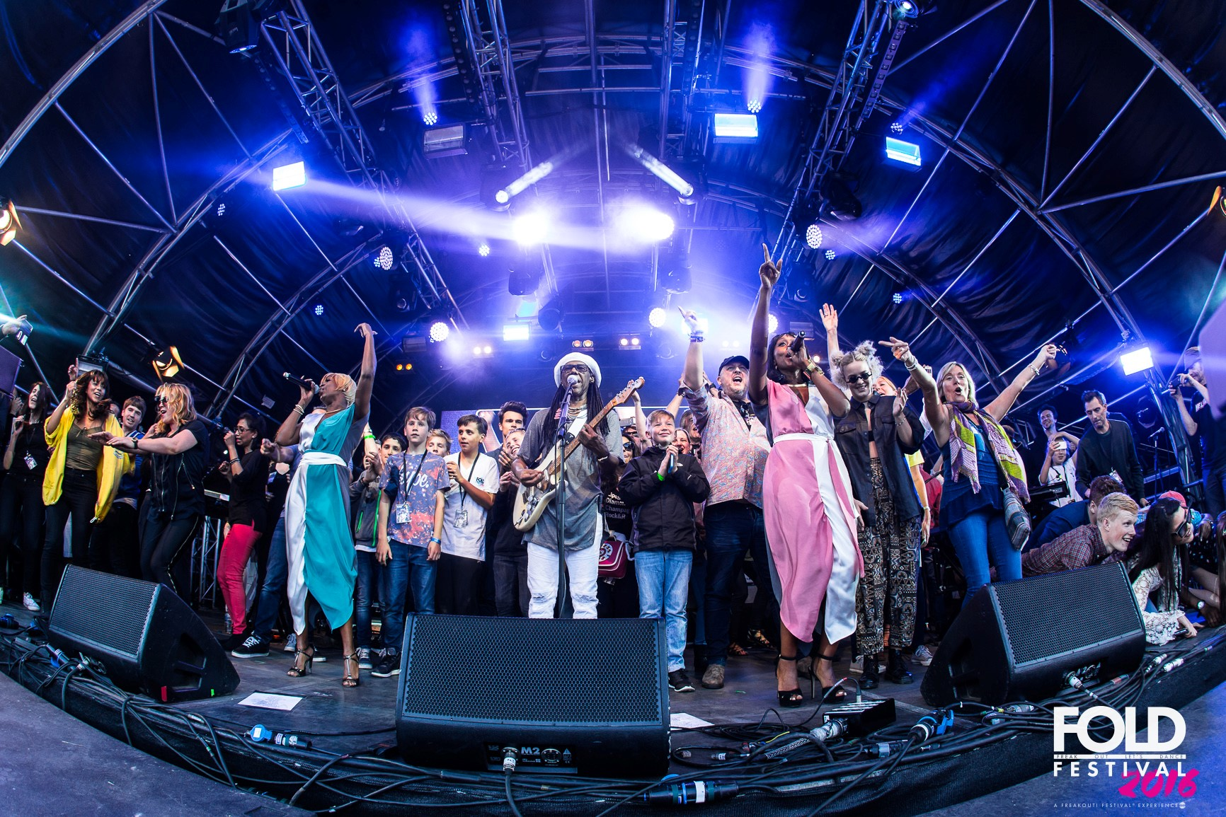Fold Festival London 2016 Review - Chic