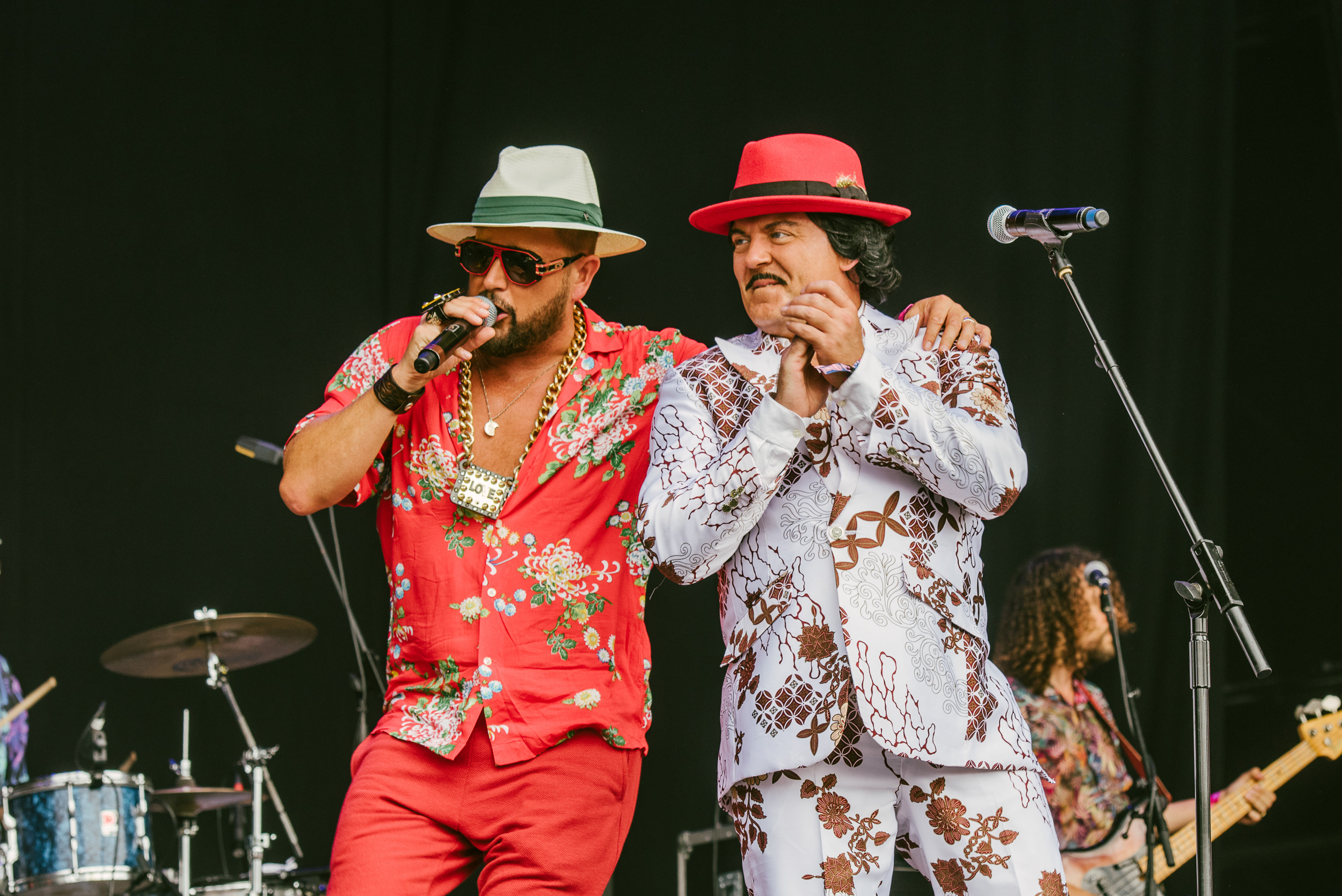 Camp Bestival 2018 Review - The Cuban Brothers