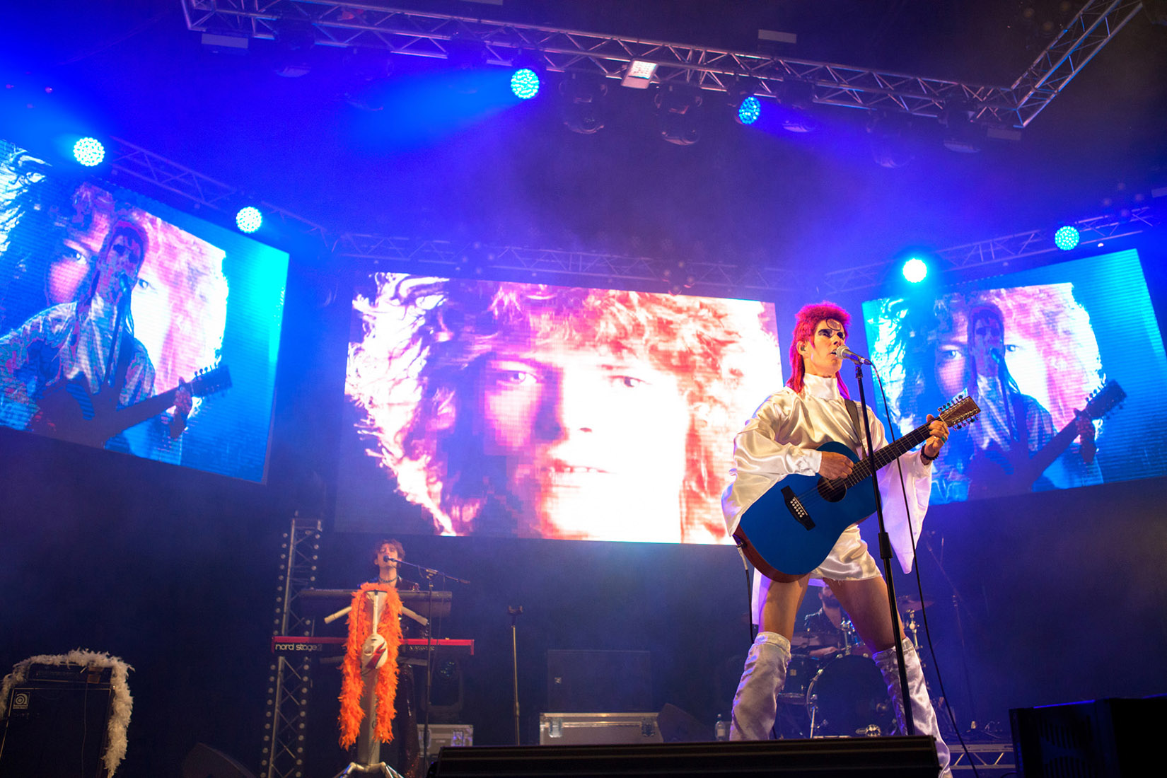 Absolute Bowie - Glastonbudget 2016 Review