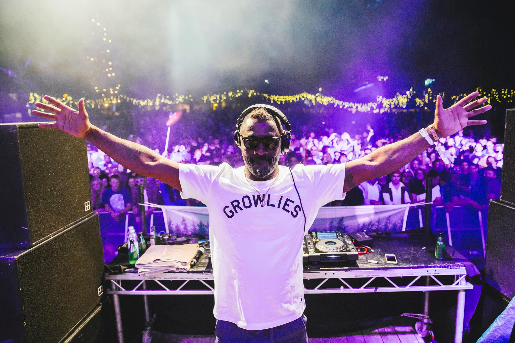 Idris Elba to added to Kendal Calling line up
